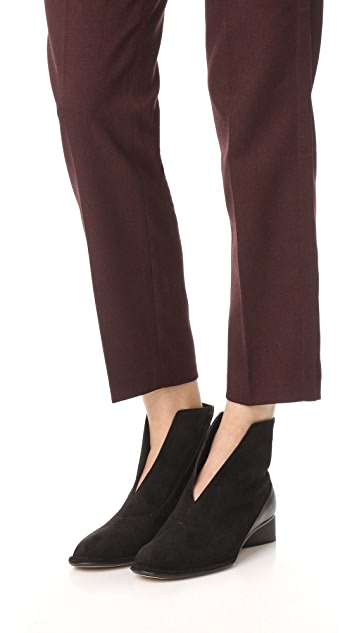 Zero + Maria Cornejo Belle Ankle Booties