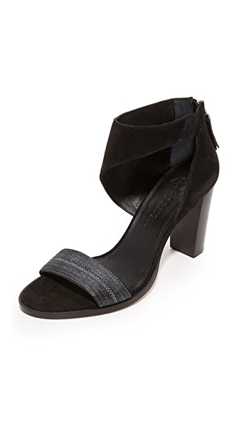 Zero + Maria Cornejo Odette Sandals - Black