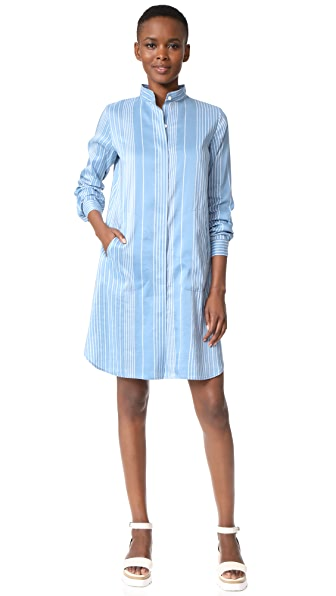 Zero + Maria Cornejo Forward Shirtdress
