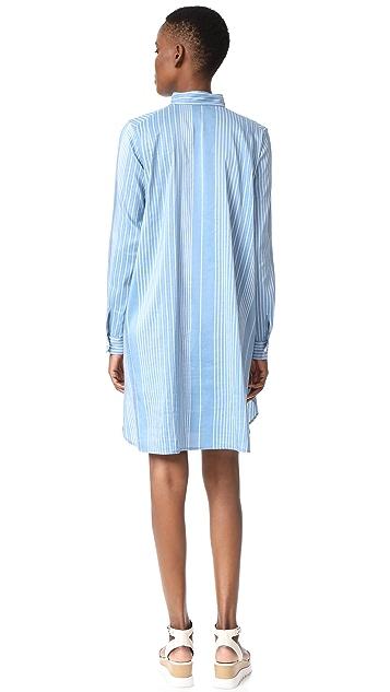 Zero + Maria Cornejo Forward Shirtdress
