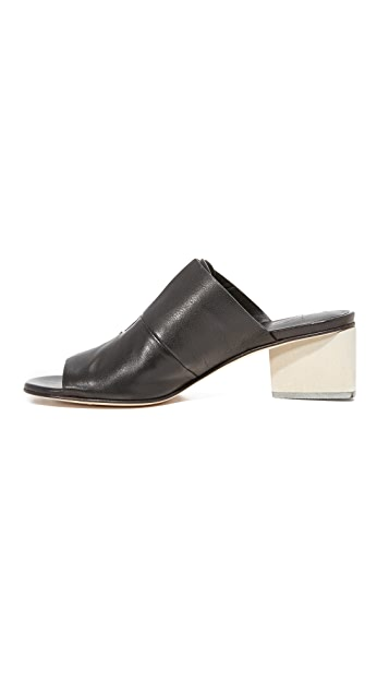 Zero + Maria Cornejo Izel Mule Sandals