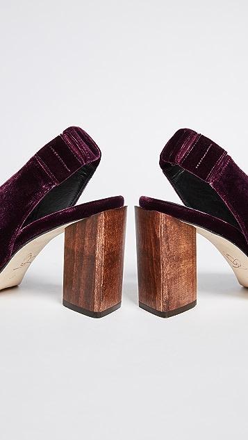 Zero + Maria Cornejo Otis Heels