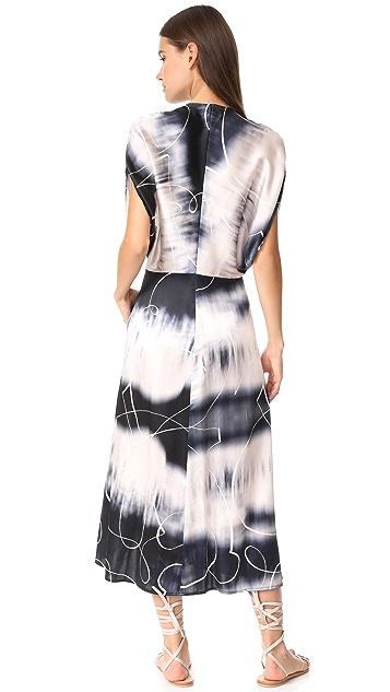Zero + Maria Cornejo x Elliott Puckette Wren Dress