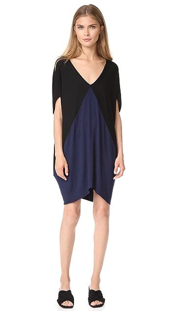 Zero + Maria Cornejo Koya Mini Dress