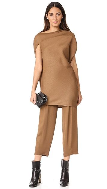 Zero + Maria Cornejo Lui Tunic Dress