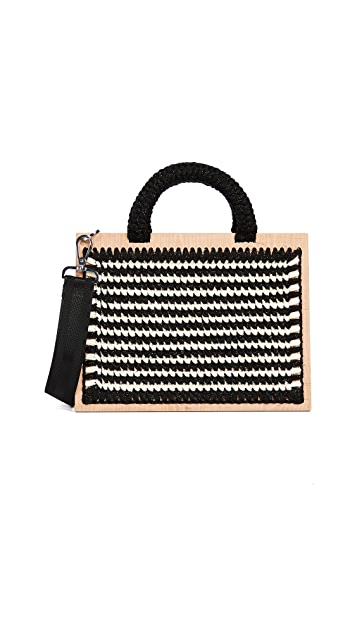 0711 Lucienne St. Barts Purse