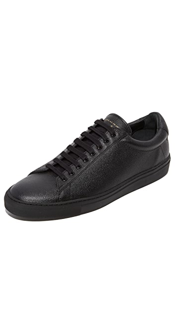 Zespa ZSP 4 French Leather Sneakers