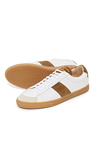 Zespa ZSP RC Suede Leather Sneakers