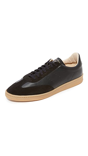 Zespa ZSP GT Leather Sneakers