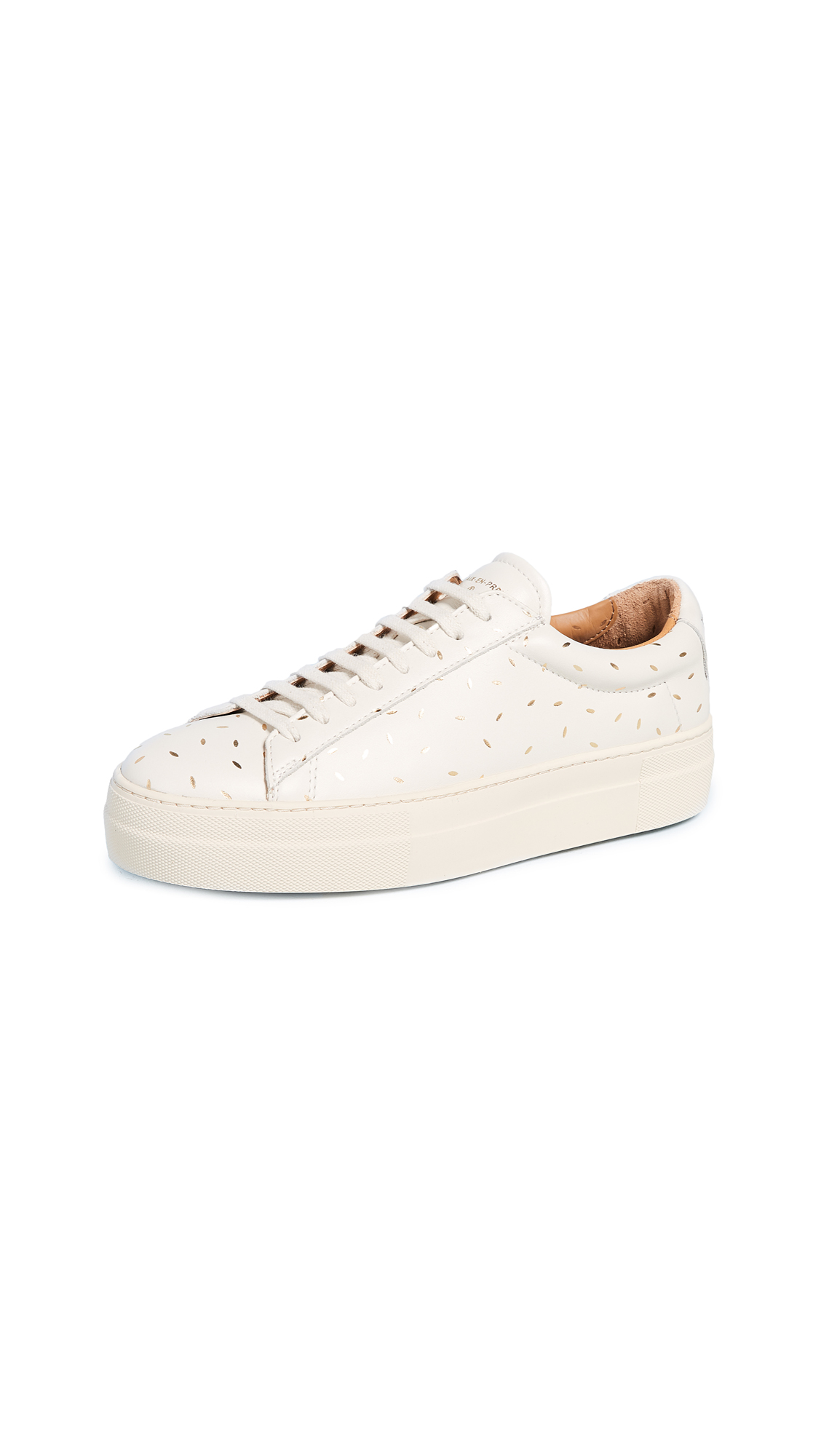 Zespa Laceup Platform Sneakers - Supakitch/Off White