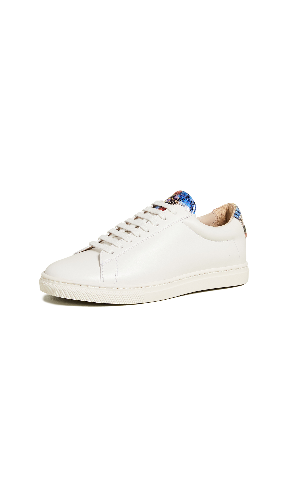 Zespa Nappa OW VIP Lace Up Sneakers