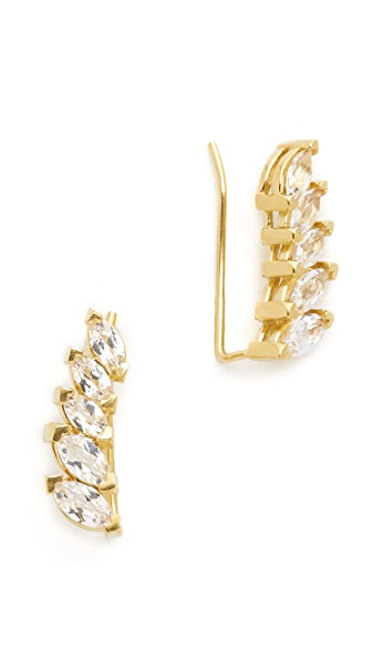 Jennifer Zeuner Jewelry Hollis Ear Cuffs