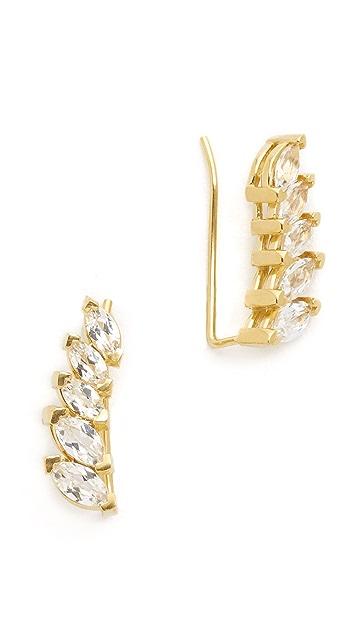 Jennifer Zeuner Jewelry Hollis Ear Cuffs