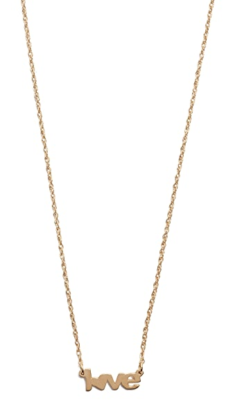 Jennifer Zeuner Jewelry Cam Necklace