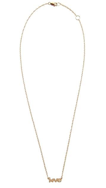 Jennifer Zeuner Jewelry Cam Necklace