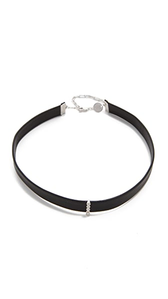 Jennifer Zeuner Jewelry Ivy Janet Choker Necklace