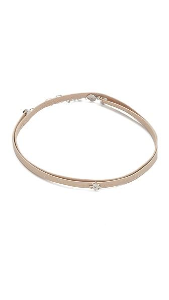 Jennifer Zeuner Jewelry Ivy Gia Double Wrap Necklace