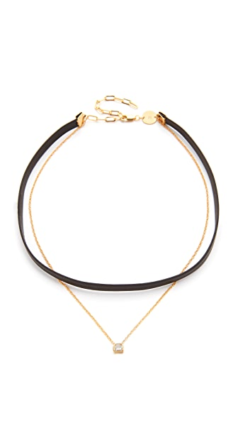Jennifer Zeuner Jewelry Lottie Choker Necklace