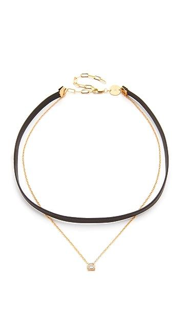 Jennifer Zeuner Jewelry Lottie Choker Necklace