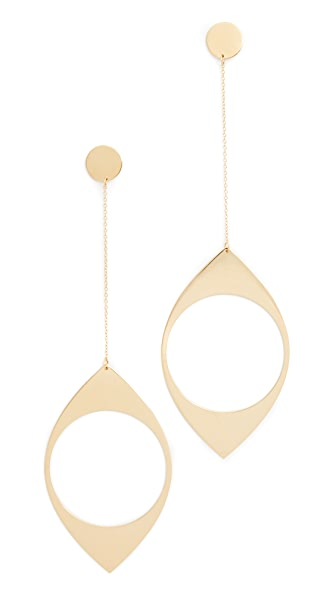 Jennifer Zeuner Jewelry Casey Earrings