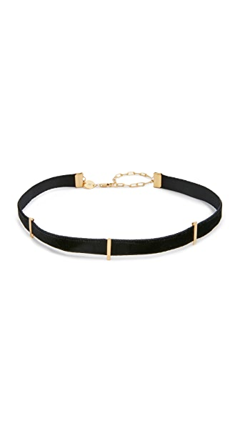 Jennifer Zeuner Jewelry Gizelle Choker Necklace