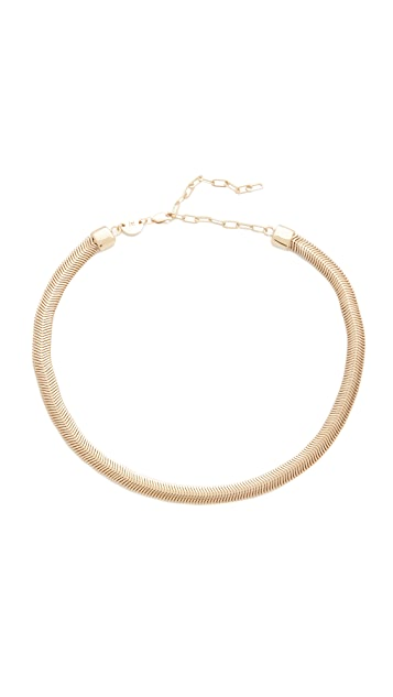 Jennifer Zeuner Jewelry Della Choker Necklace