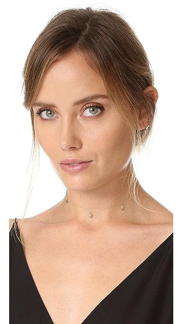 Jennifer Zeuner Jewelry Tavon Choker Necklace