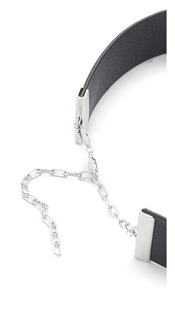Jennifer Zeuner Jewelry Ivy Stassy Choker Necklace