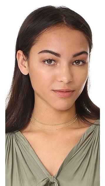 Jennifer Zeuner Jewelry Ramy Choker Necklace
