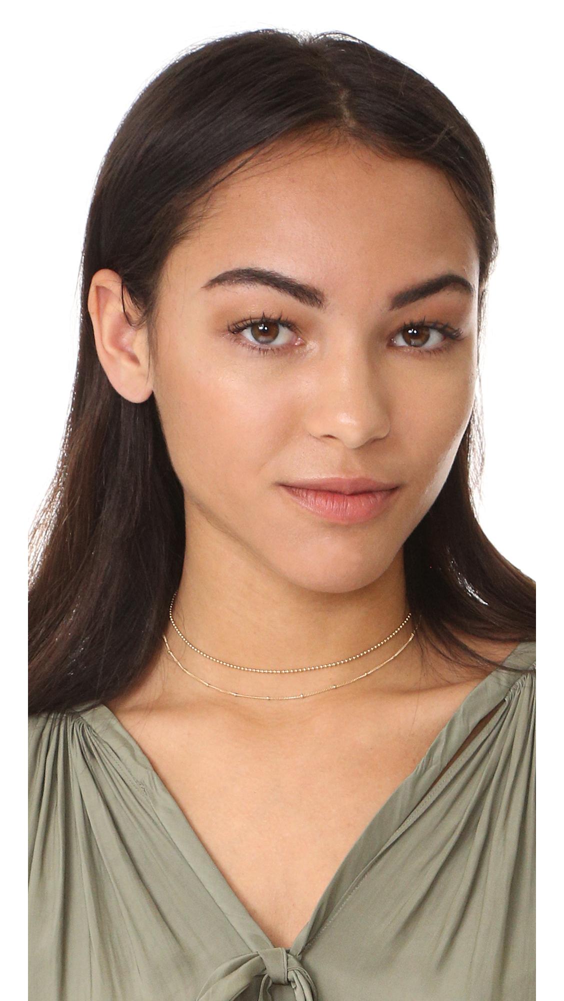 Jennifer Zeuner Ramy Choker Necklace Uc5ET1Fm0f