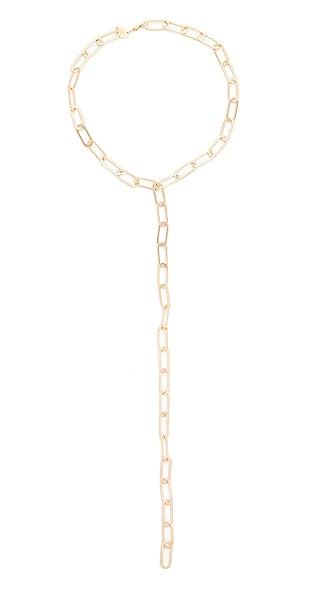 Jennifer Zeuner Jewelry Lennon Lariat Necklace
