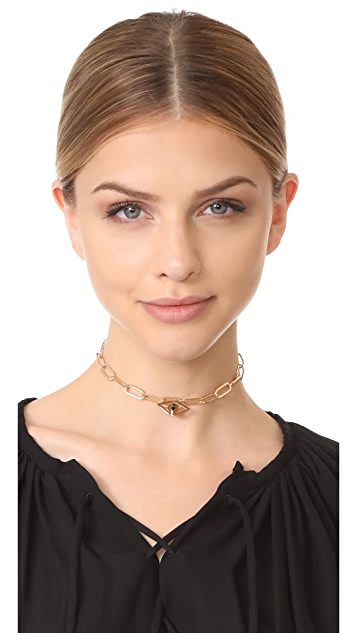 Jennifer Zeuner Jewelry Galit Choker Necklace