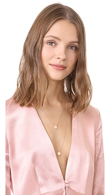 Jennifer Zeuner Jewelry Dylan Necklace
