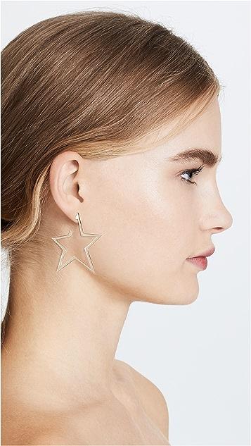 Jennifer Zeuner Jewelry Sade Earrings