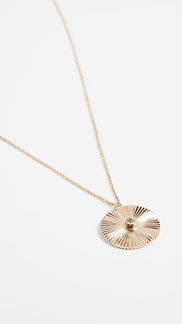 Jennifer Zeuner Jewelry Iris Necklace
