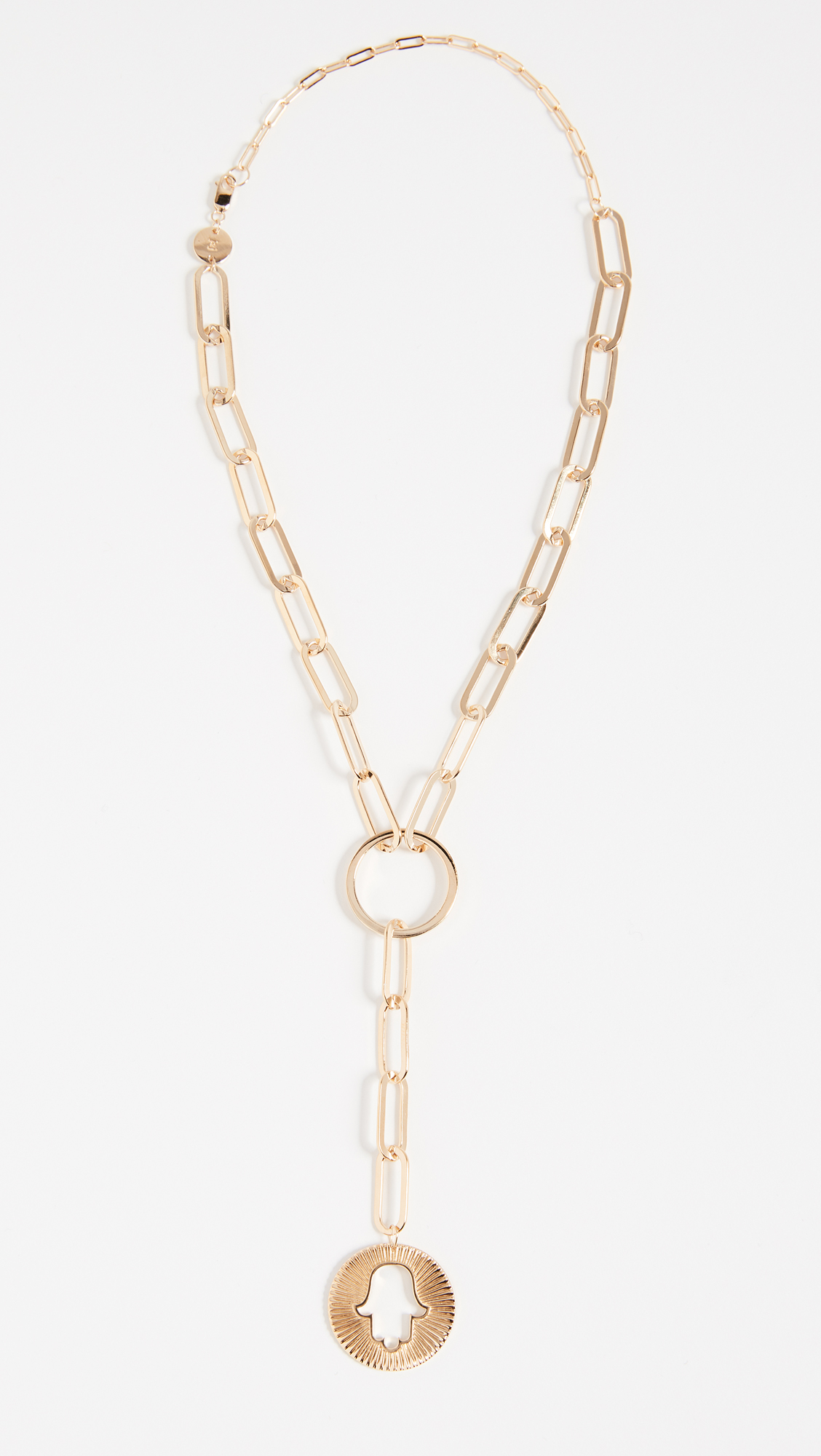 Jennifer Zeuner Nico Lariat Necklace bq4xAvU