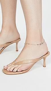 Jennifer Zeuner Jewelry Maggie Anklet