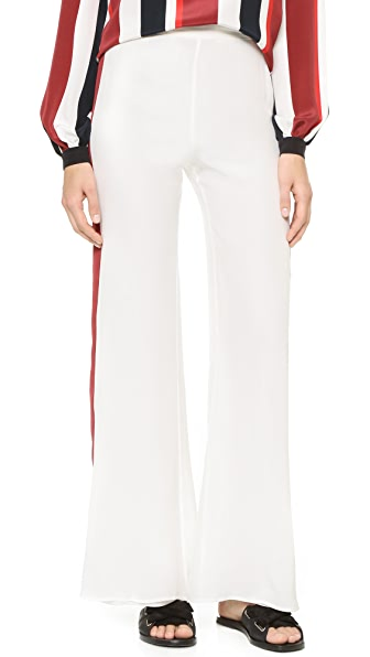 ZEUS+DIONE Alcycone Trousers - Ivory