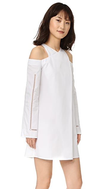 ZEUS+DIONE Anemone Long Sleeve Dress