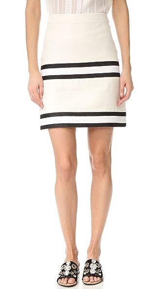 ZEUS+DIONE Zephyr Miniskirt