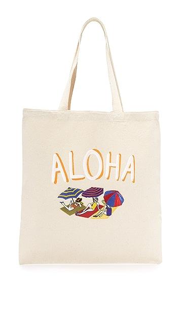 Zhuu Aloha Tote
