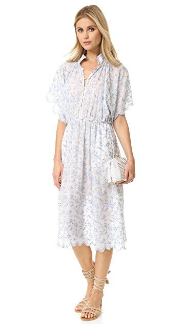 Zimmermann Zephyr Vine Dress