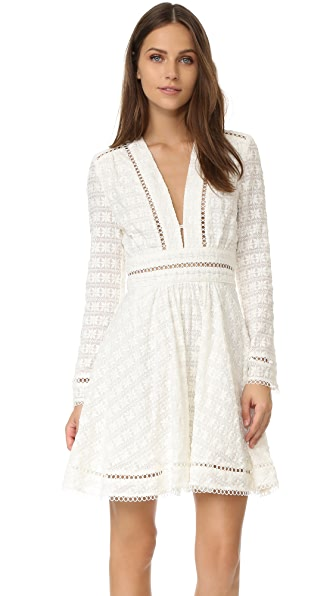 Zimmermann Zephyr Broderie Dress