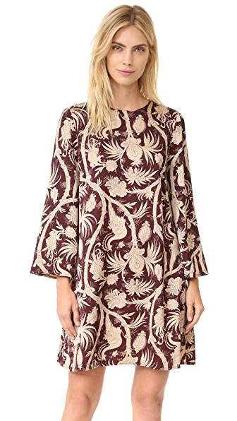 Zimmermann Karmic Swing Tunic Dress