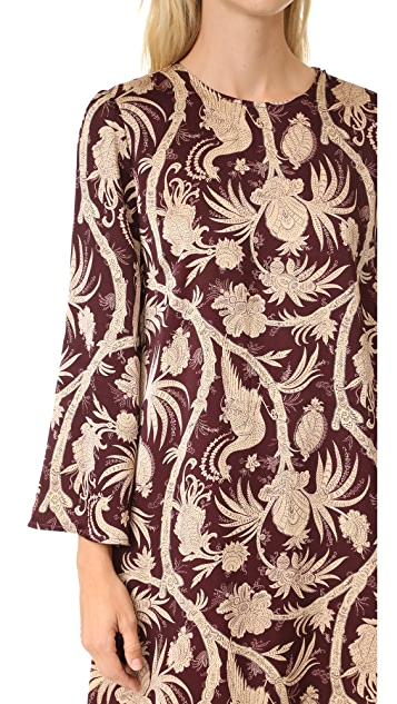 Zimmermann Karmic Swing Tunic Dress