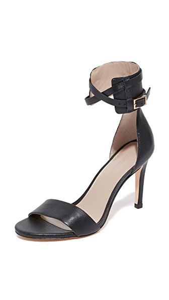 Zimmermann Buckled Cuff Sandals