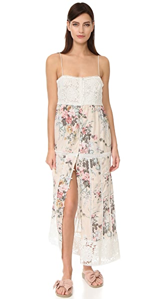 Zimmermann Aerial Sun Dress