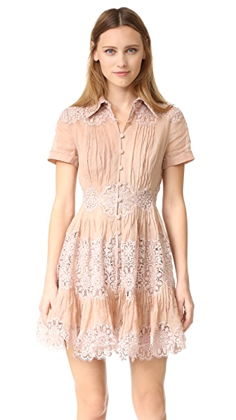 Zimmermann Winsome Sunday Dress