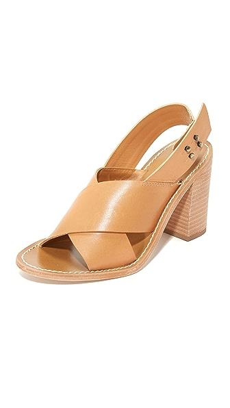 Zimmermann Urban Heel Sandals