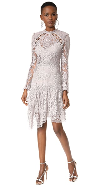 Zimmermann Stranded Lace Dress